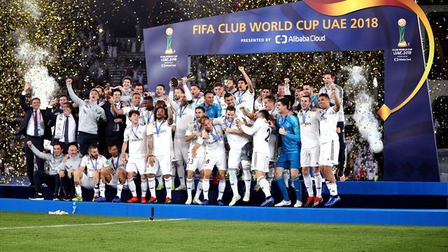 Il Real Madrid regola 4-1 l'Al Ain e per la settima volta è campione del mondo