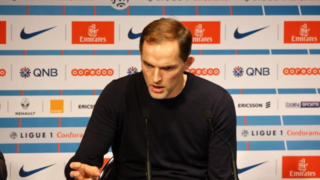 "Tuchel : ""C'est un match où l'on peut marquer quatre buts..."""