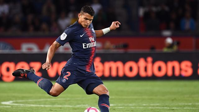 Thiago Silva victime d'un cambriolage pendant PSG - Nantes