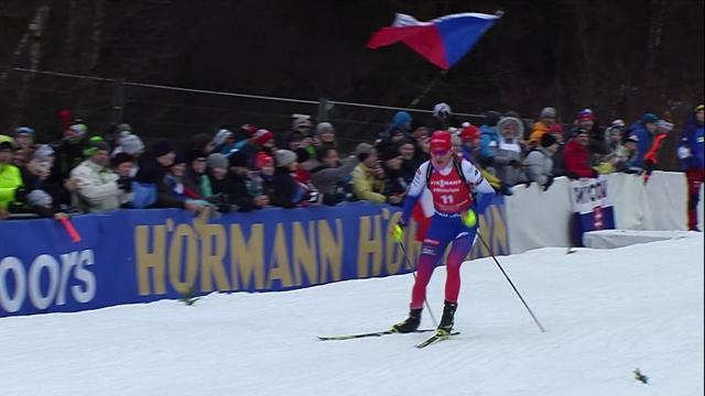 Kuzmina leads Slovakian one-two in Nove Mesto
