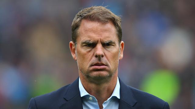 MLS champions Atlanta United appoint Frank De Boer as new head coach