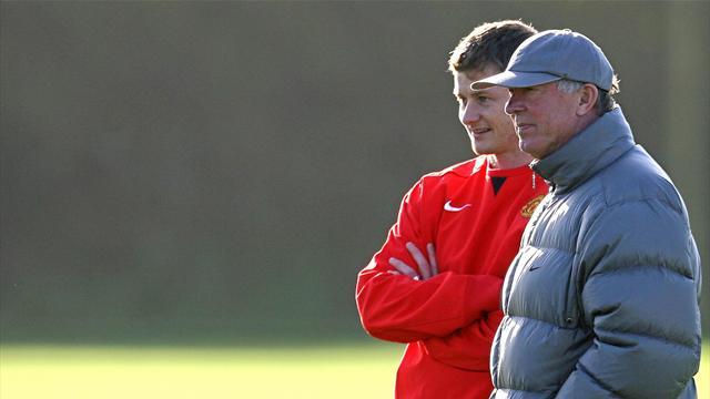 Manchester Evening News: Фергюсон помогает Сульшеру выбирать состав «МЮ» и анализировать игроков