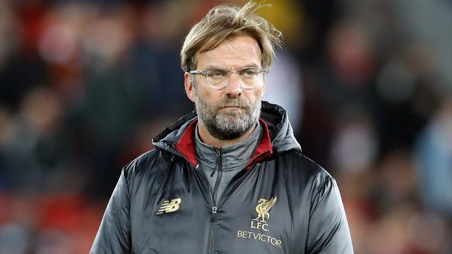 Jurgen Klopp explains Mohamed Salah's new role
