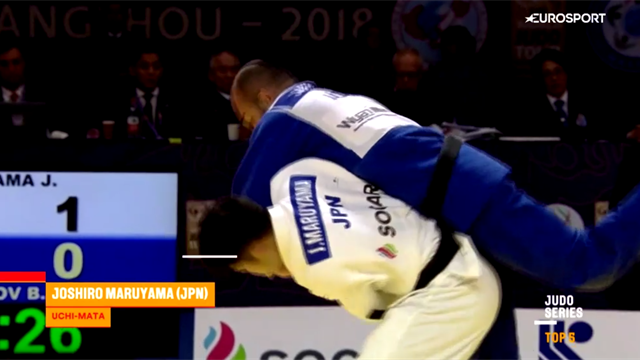 Top 5 moments from Judo's Guangzhou Masters