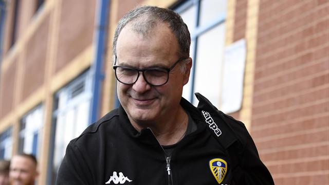 Bielsa admits to sending 'spy' to watch Derby training