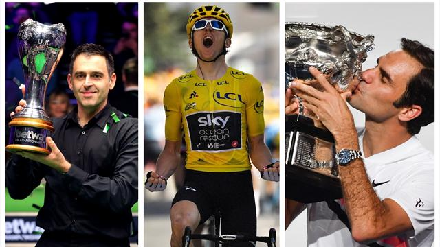 Merry Christmas! The very best of 2018 on Eurosport