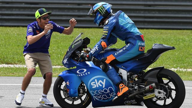 Valentino Rossi allontana il ritiro: dopo il 2020 vedrò