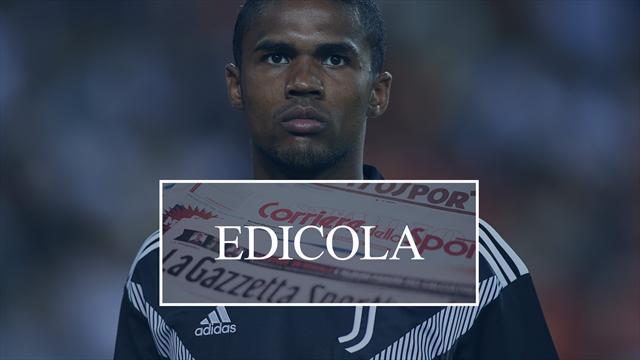 Juventus, lo United non molla Douglas Costa: Pogba è la contropartita