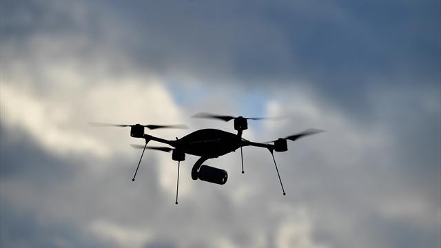 Japan verbietet Drohnen über olympischen Sportstätten