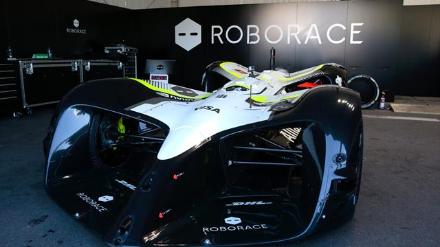 Roborace keen to boost profile with F1 driverless car demo