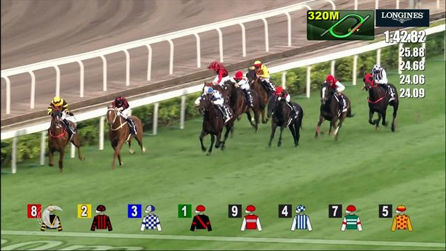 Horse Excellence: International Jockeys' Championship
