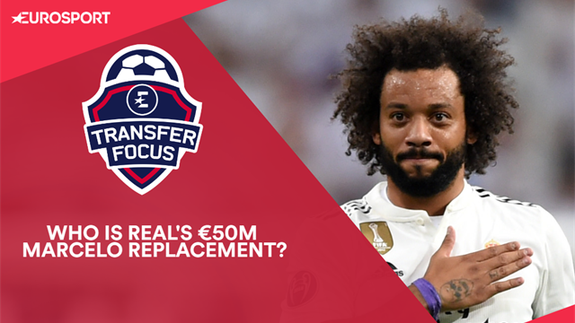 Transfer Focus: Who is the €50m Marcelo replacement that Real Madrid are desperate to sign?