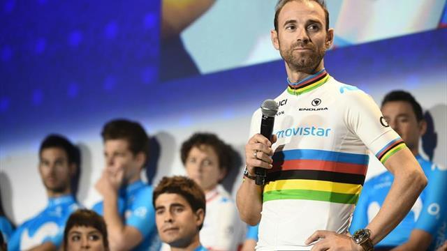 Movistar Team de Valverde encabeza la lista de equipos en Mallorca