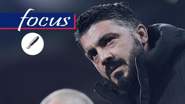 La crisi del Milan: far capire ai giocatori che sotto esame sono loro