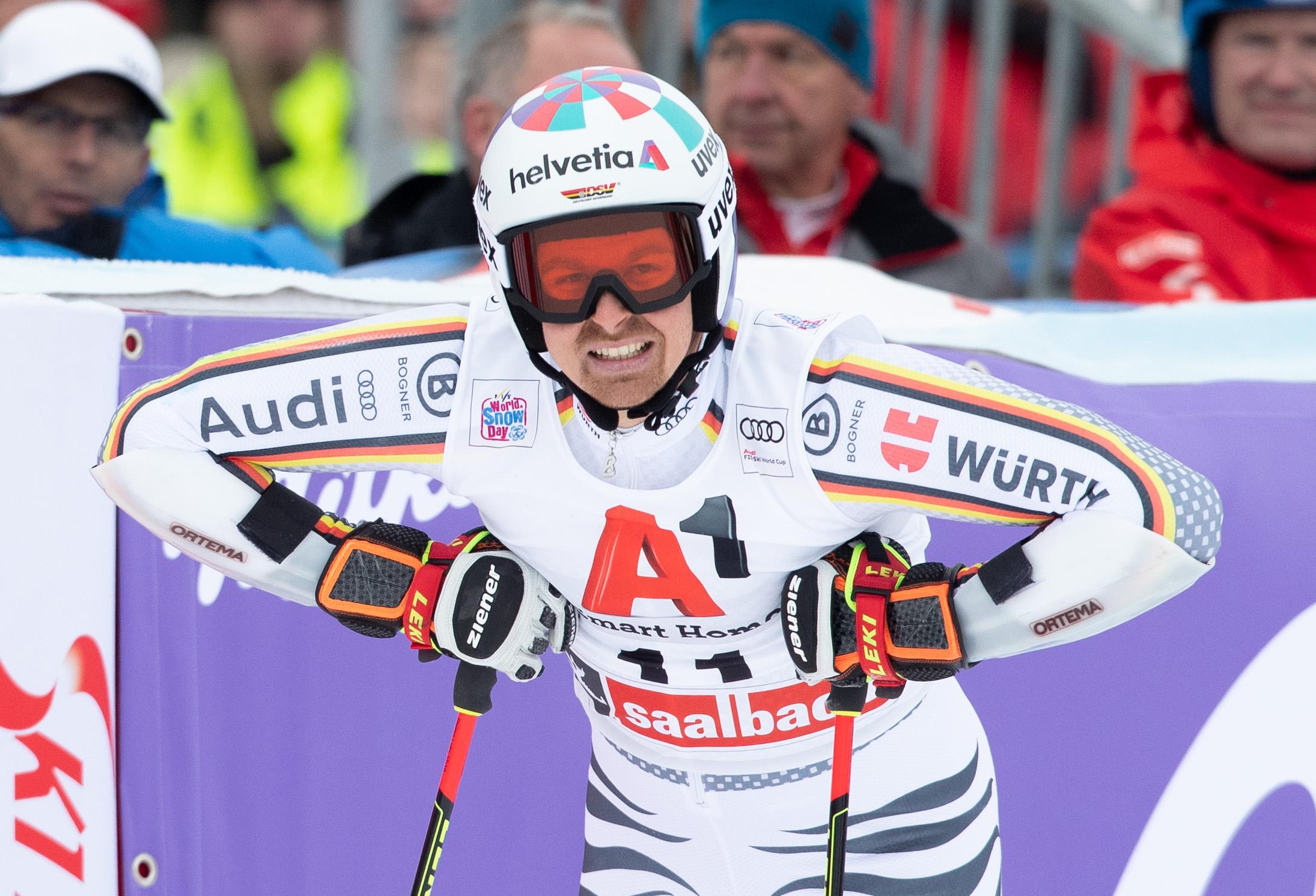 Stefan Luitz will um seinen ersten Weltcupsieg kämpfen