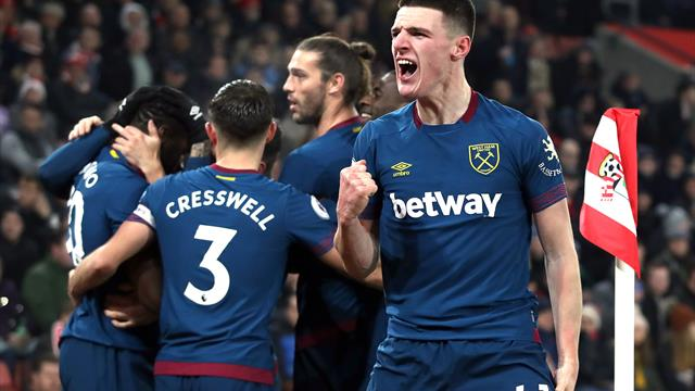 Declan Rice signs new long-term contract
