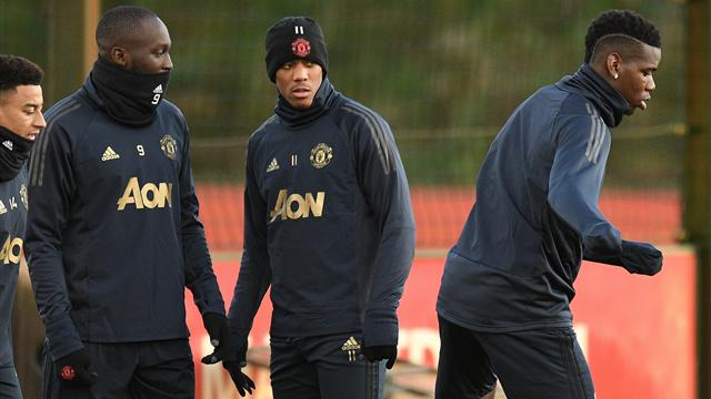Solskjaer invite Sanchez, Lukaku ou Martial à s'inspirer de Pogba