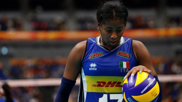 Volley Nations League: Italia-Russia femminile in diretta tv e Live-Streaming