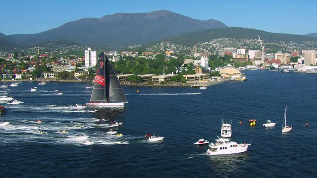 ROLEX MINUTE: Wild Oats XI wins Sydney-to-Hobart Race