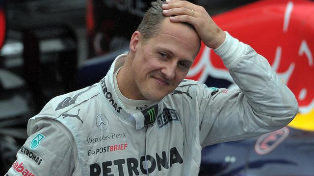 Schumacher, cinq ans déjà...