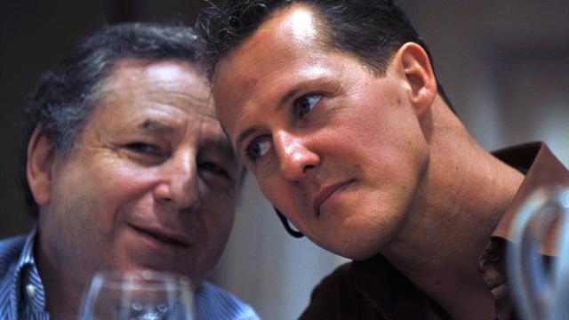 """Jean Todt: """"Gli anni con Schumacher saranno irripetibili, Michael è un combattente"""""""