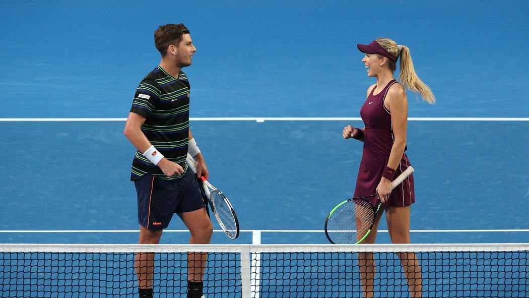 Tennis News Katie Boulter And Cameron Norrie Open Hopman Cup With