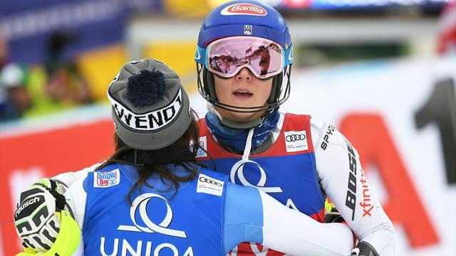Recordrace in Semmering | Shiffrin succesvolste slalomskister aller tijden