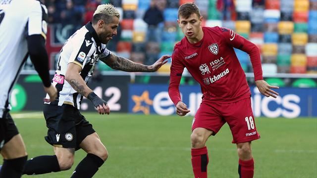 Cagliari-Udinese: probabili formazioni e statistiche