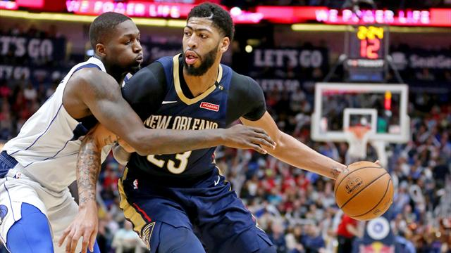 Pelicans stop skid thanks to Gentry speech, Davis high