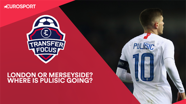 Transfer Focus: London or Merseyside? The truth about Christian Pulisic's future