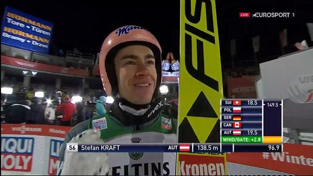Vierschansentoernee | Stefan Kraft wint kwalificatie Oberstdorf