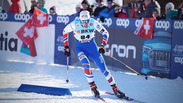Tři čeští závodníci si na úvod Tour de Ski připisují první body