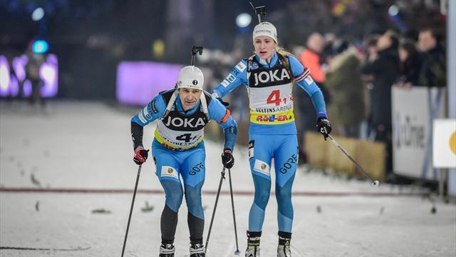 Mit Video | Italien gewinnt World Team Challenge bei Björndalen-Abschied