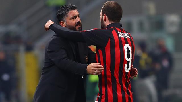 Il Milan trema. Gattuso: