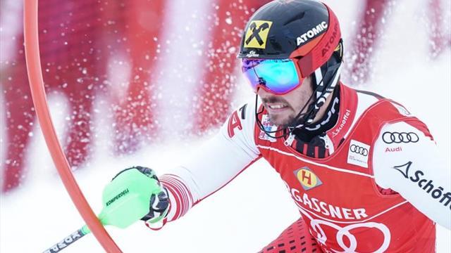 Hirscher ganó su séptima Copa del Mundo y España volvió al medallero olímpico