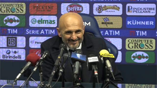 """Spalletti: """"Il Meazza chiuso? Ci sta bene ma deve essere così in tutti gli stadi e contro tutti"""""""
