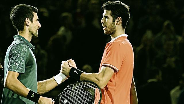Doha : Stan Wawrinka en quarts de finale après avoir battu Nicolas Jarry