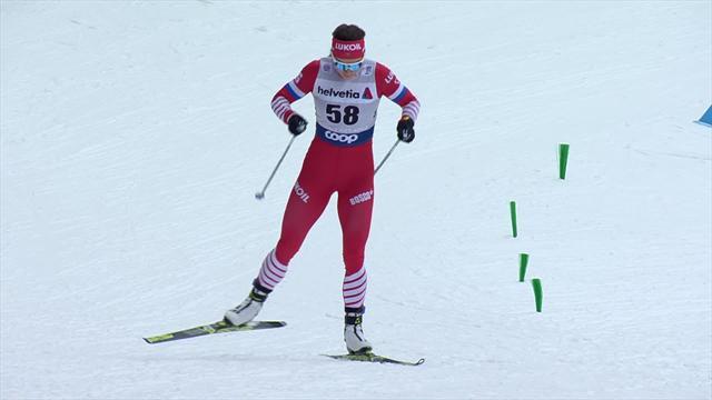 Непряева ускорилась на финише и сбила улыбку с довольного лица норвежки, опередив ее на 3 десятые