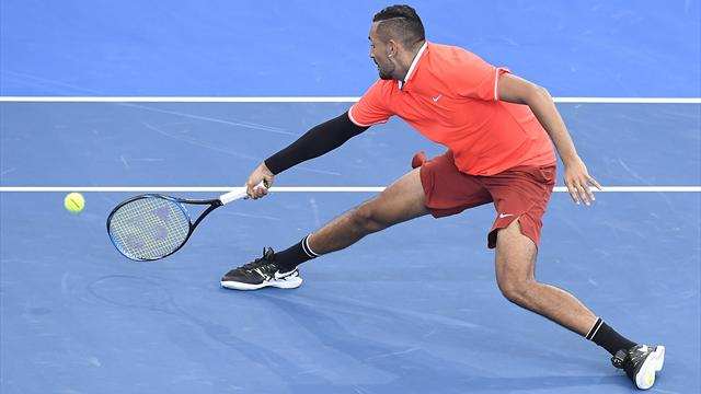 Tennis : Chardy trace sa route à Brisbane
