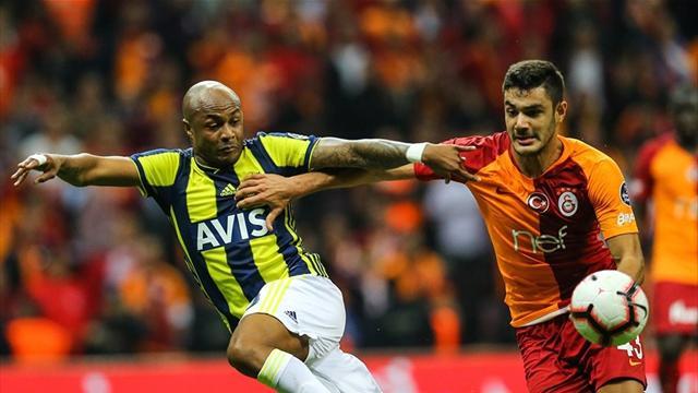 Fenerbahçe, derbide geri dönmeyi başardı