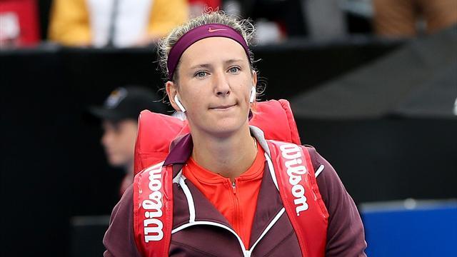 Азаренко проиграла в первом матче сезона. Зажжет в Мельбурне