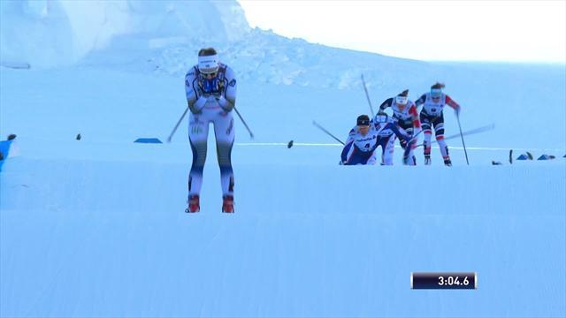 Tour de ski : la nouvelle démonstration de Nilsson à Val Müstair