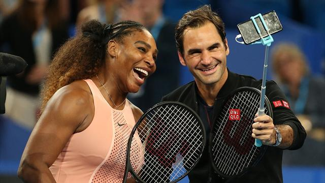 Serena and Federer target historic wins at Australian Open