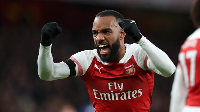 Paper Round: Atletico want Lacazette, Man Utd set to sign Championship star