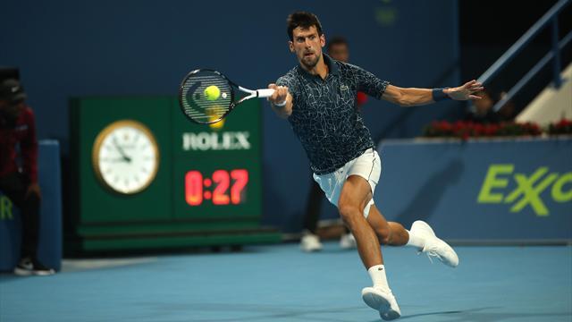 Doha, il sogno di Cecchinato si infrange in semifinale
