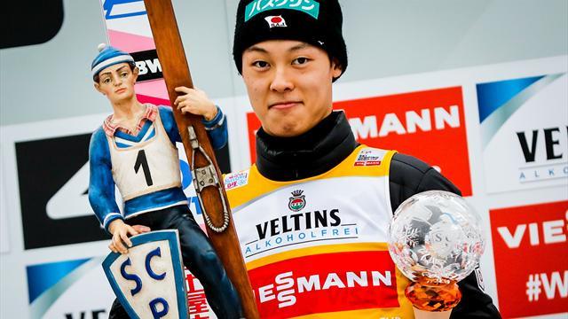 Sărituri cu schiurile: Ryoyu Kobayashi s-a impus și la Garmisch-Partenkirchen