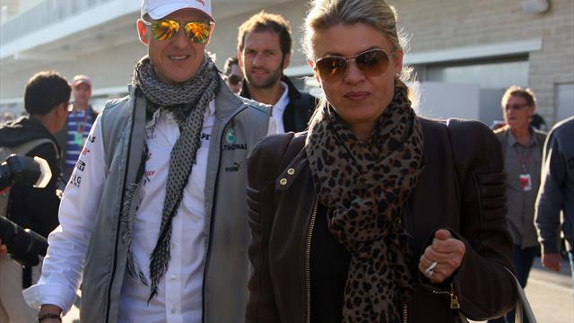 "Schumachers Familie: ""Michael kann stolz sein"""