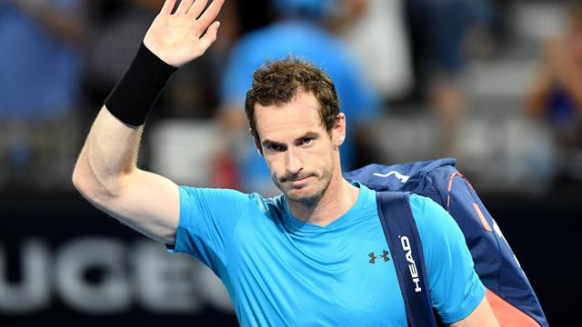 Murray apologises to fan on Instagram and offers ticket for first-round match