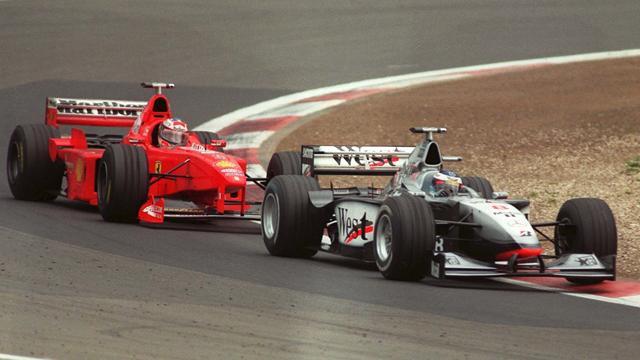 """Häkkinens schönste Momente: """"Schumacher im Rückspiegel sehen"""""""