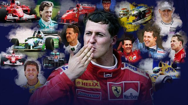 Michael Schumacher compie 50 anni: il tributo a un campione che continua a lottare